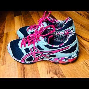 ASICS Gel frantic 7 Womens Size 8 Running Shoes